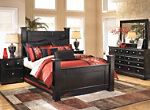 Franklin 4-pc. Queen Bedroom Set
