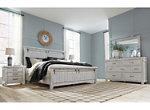 Brashland 4-pc. Queen Bedroom Set