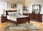 Webster 4-pc. Queen Bedroom Set