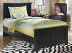 Adele Twin Panel Bed