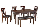Brownell 6-pc. Dining Set