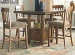 Beckenham 5-pc. Counter Height Dining Set
