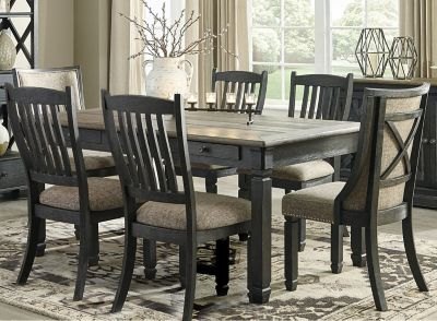 Vail 7 Pc Dining Set Raymour Flanigan, Raymour And Flanigan Dining Room Sets