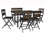 Stoddard 6-pc. Counter-Height Dining Set w/ Bench