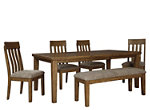 Beckenham 6-pc. Dining Set