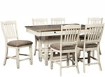 Aspen 7-pc. Counter Height Dining Set