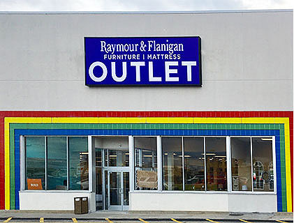 Raymour And Flanigan Outlet Center