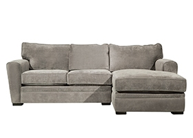Artemis II 2-pc Microfiber Sectional Sofa