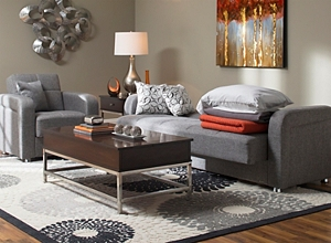 Living Room Furniture Raymour  Flanigan - Furniture living room