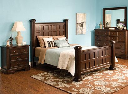 Salem Transitional Bedroom Collection Design Tips