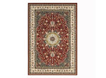 "Priyah Red Area Rug 5'3"" x 7'6"""