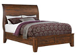 Colden King Platform Storage Bed