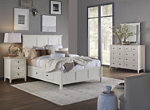 Tompkins 4-pc. Queen Storage Bedroom Set