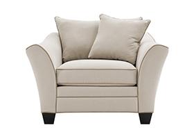 Briarwood Microfiber Chair
