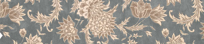 Area Rugs - Transitional Area Rugs