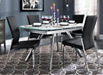 Paloma 5-pc. Glass Dining Set