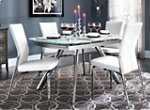 Paloma 5-pc. Glass Dining Set