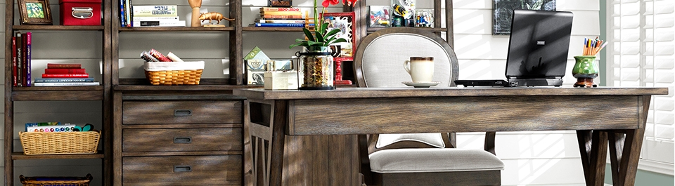 Great Values - Home Office Furniture Raymour & Flanigan