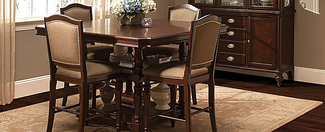 Bay City Transitional Dining Collection | Design Tips & Ideas ...