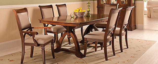 Transitional Furniture Collections For Your Home Dining Tables