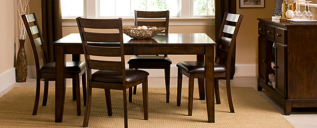 Kona Transitional Dining Collection