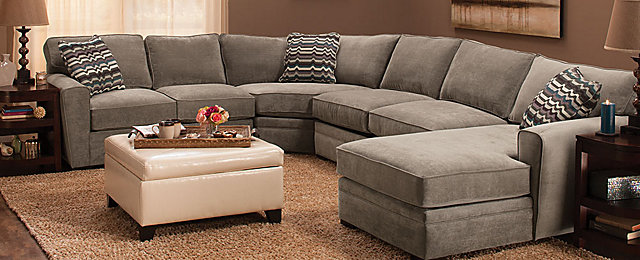 Artemis II Contemporary Living Room Collection | Design Tips u0026 Ideas | Raymour and Flanigan Furniture : jonathan louis artemis sectional - Sectionals, Sofas & Couches