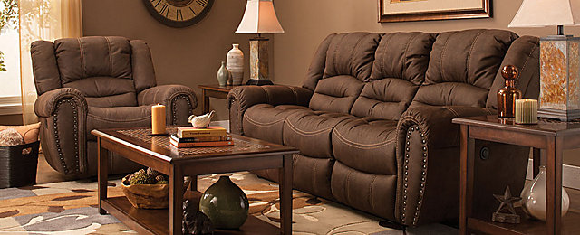 Cole Casual Living Room Collection | Design Tips U0026 Ideas | Raymour And Flanigan  Furniture