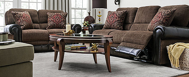 Wonderful Delano Casual Living Room Collection