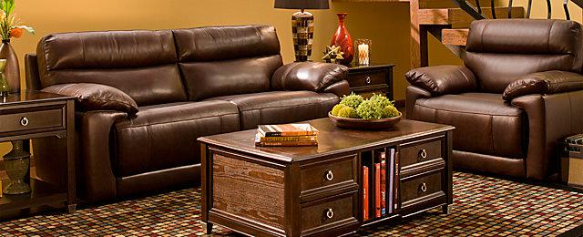 Deacon Contemporary Leather With Vinyl Match Living Room Collection Design Tips Ideas Raymour And Flanigan Furniture & Raymour And Flanigan Recliner Sofa | Goodca Sofa islam-shia.org