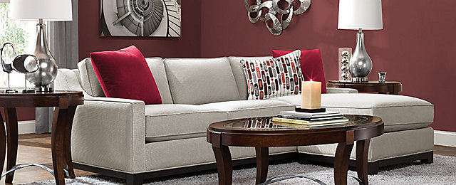 Kerridon Contemporary Living Room Collection
