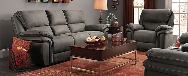 Skye Casual Living Room Collection | Design Tips U0026 Ideas | Raymour And Flanigan  Furniture