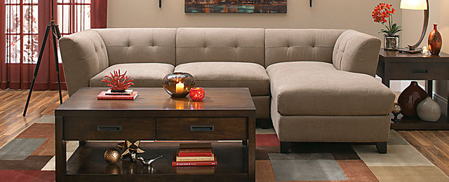 Tate Contemporary Living Room Collection | Design Tips U0026 Ideas | Raymour  And Flanigan Furniture