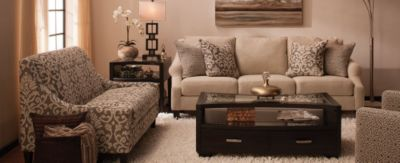 Anastasia Transitional Living Room Collection Design Tips