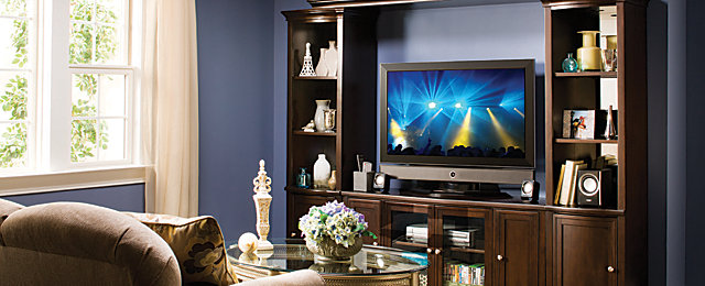West End Contemporary Media Collection Design Tips