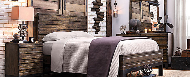 Nara Casual Bedroom Collection | Design Tips U0026 Ideas | Raymour And Flanigan  Furniture