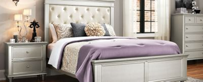 Tiffany Transitional Bedroom Collection Design Tips Ideas