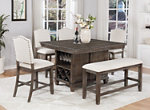 Regent Counter-Height 6-pc. Dining Set