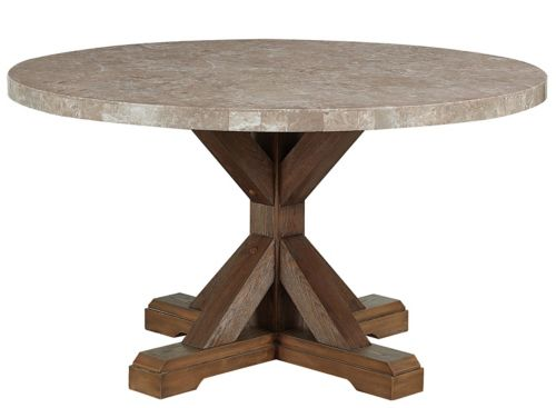 Vesper Round Dining Table Raymour, Round Table Promosi