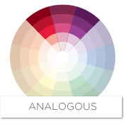 For Example A Pink Analogous Color Scheme Includes Purple And Red Since They Share Common Component These Hues Always Look Good Together