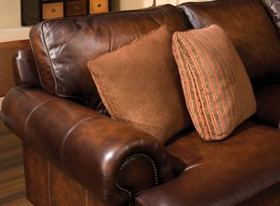 Luxurious Leather Raymour and Flanigan Furniture Design Center