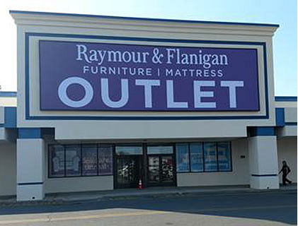 Raymour & Flanigan Furniture and Mattress Store Northern Blvd, Long Island City, New York () Phone: +