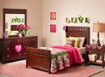 Shadow 4-pc. Twin Long Bedroom Set