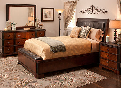 Dundee transitional bedroom collection design tips ideas raymour and flanigan furniture for Transitional bedroom furniture