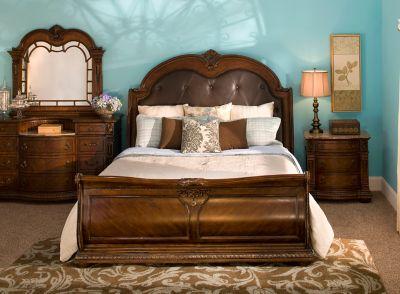 Wilshire 4 Pc Bedroom Set Raymour Flanigan
