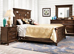 Acorn Hill 4-pc. Queen Bedroom Set
