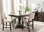 Halloway 5-pc. Counter-height Dining Set