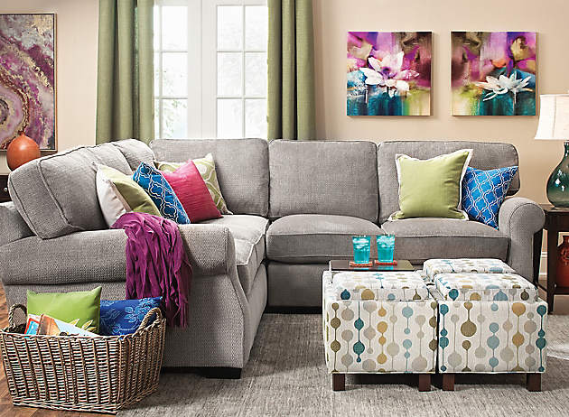 How to Decorate with Transitional Furniture | Decorating Ideas ...