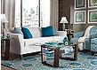 Everly Sofa by Sunbrella