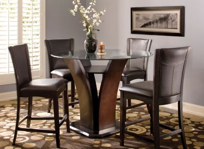 Dining Room Dilemma Small Space Solutions Raymour and Flanigan