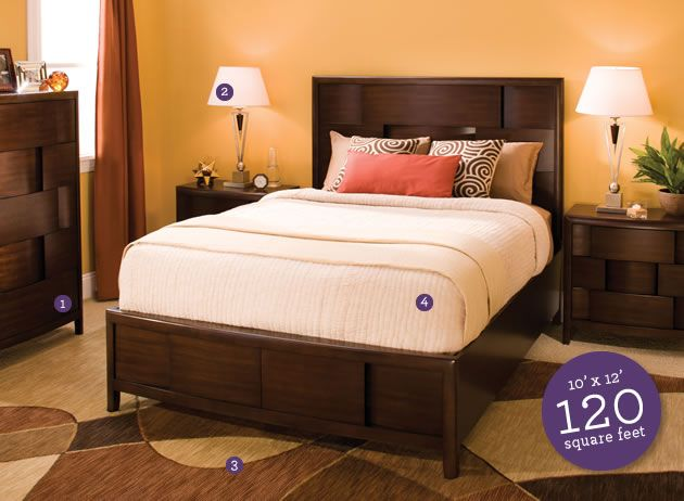 Bedroom Furniture That Fits Small Suites Raymour And Flanigan